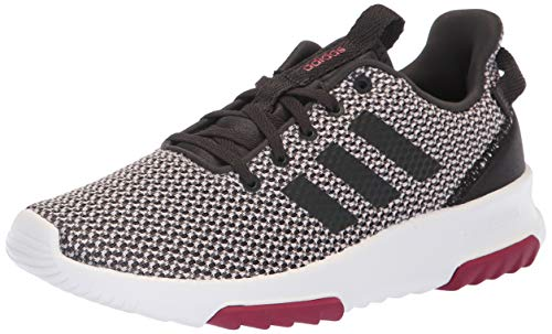 Racer Womens Running Shoes - adidas Women's Cf Racer Tr Running Shoe, ice Purple/Carbon/Mystery Ruby, 8 M US