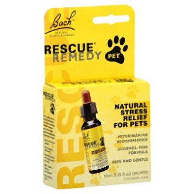 Bach Pet Rescue Remedy, 10 ml ( Four Pack)