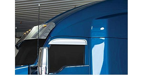 NB-LY Deflectores De Ventana Lateral para B MW X1 2012-2015 Visera De La Ventana del Autom/óvil Sun Rain Smoke Vent Shade Visor Exterior con Cinta Adhesiva