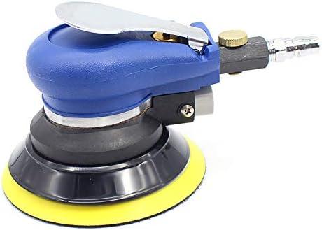 Monland Polisseurs de Voitures 5 Pouces Ponceuse Pneumatique Machine /à Polir Pneumatique Outil de Ponceuse Orbitale Excentrique Dans LAir