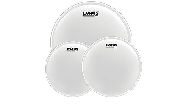 Parche rugoso 10 pulgadas Evans UV1