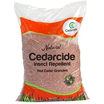 Insect Repelling Cedar Mulch Granules