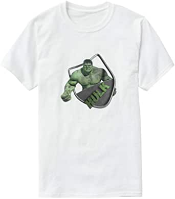 T-Shirt with design for Boys - The Hulk, 7-8 Years