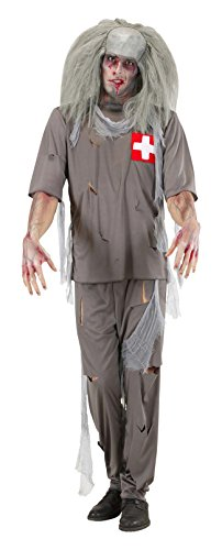 Zombie Doctor Costumes  sc 1 st  Funtober : doctor costumes for adults  - Germanpascual.Com