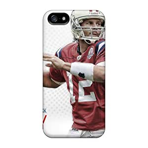 [cHD3716LSKC] - New New England Patriots Protective Iphone 5/5s Classic Hardshell Cases