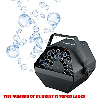 Bubble Machine, Putars Professional Bubble Machine with High Output Durable Bubble Machine with High Output, for Outdoor Or Indoor Use Toddlers Game, Parties, Wedding (No Remote Control): Health & Personal Care