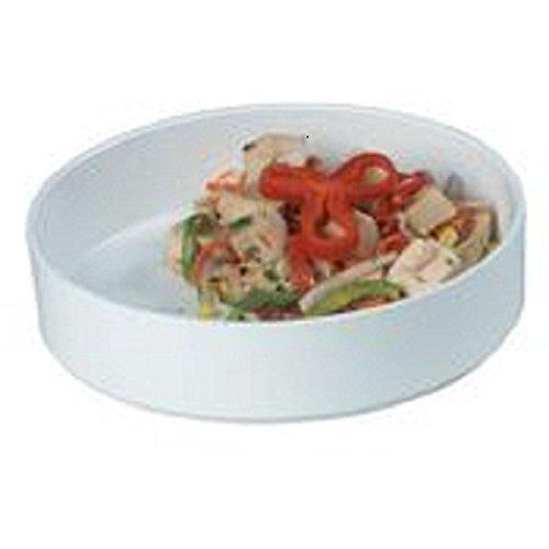 High-Side Dish - Light Grey Fleck Package of 5 - Model 147505