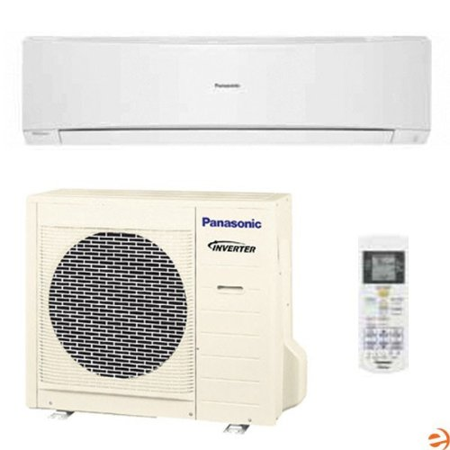 Image of Panasonic S18NKUA Retired Wall Mounted Air Conditioner, Single Split System, Low Ambient