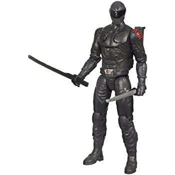 Amazon.com: G.I. Joe Represalias Ninja Commando Snake Eyes ...