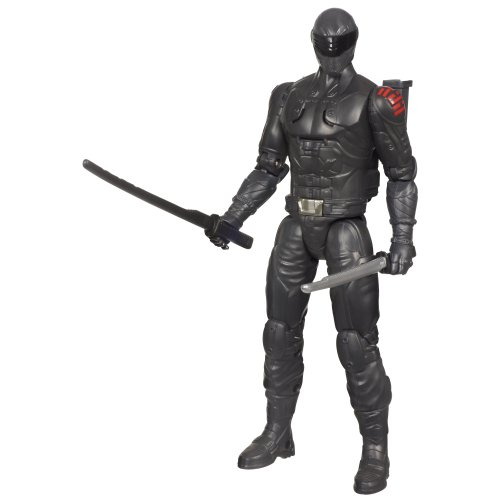 G.I. Joe Retaliation Ninja Commando Snake Eyes Figure