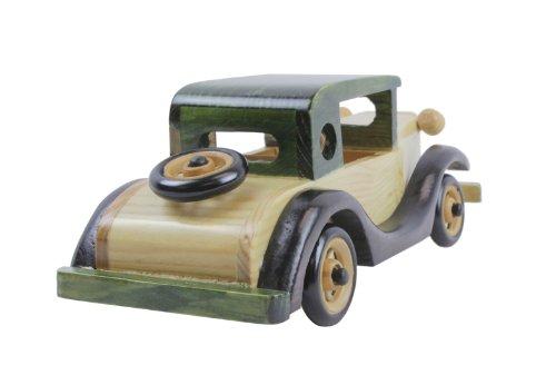 O3 Cadillac Wood Model Car