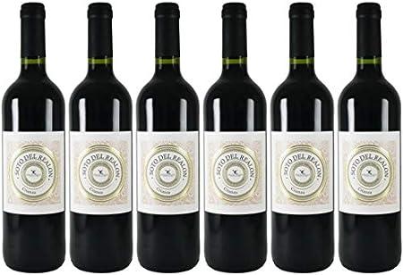 Soto Del Realon Vino D.O Ribera Del Guadiana Crianza - 6 Botellas - 4500 ml
