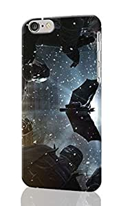 BATMAN Custom Hard Plastic 3D cell Phones Case for Apple iphone6 - iphone 6 4.7 inch Case Cover