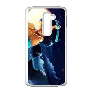 Aladdin and His Wonderful Lamp LG G2 Perfect Design Case Cover Protector Bumper