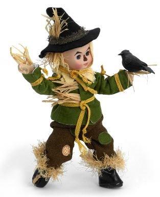 Madame Alexander Hollywood Scarecrow (Scarecrow Face Paint)