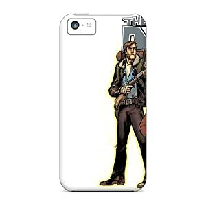 Excellent Design The Walking Dead Movies Phone Case For Iphone 5c Premium Tpu Case wangjiang maoyi by lolosakes