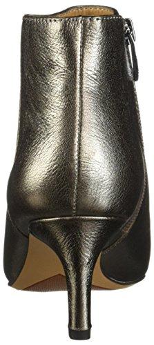 Women's Franco Sarto Devon Pewter Boot Ankle pn0n85wqf