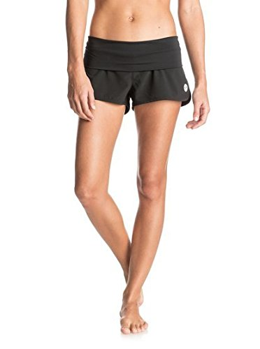Roxy Women's Endless Summer Boardshort, True Black, S