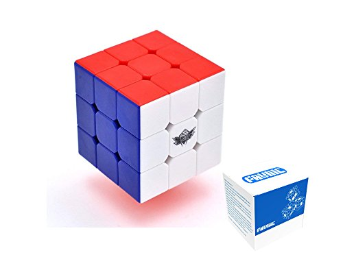 FAVNIC Cyclone Boys Speed Cube Stickerless Enhanced Version Smooth Magic...