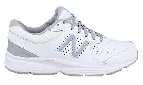 New Balance Damen WW411v2 Wanderschuh Weiß Blau