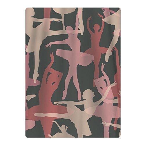 CHC40 Ballerina Cute Cartoon Baby Kid's Bath Towel Toddler Boy Girls Beach Towel New-Perfect Gift - Hooded Woven Parka