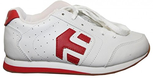 Etnies Skateboard Schuhe Kitt Arrow White/Red Etnies Shoes