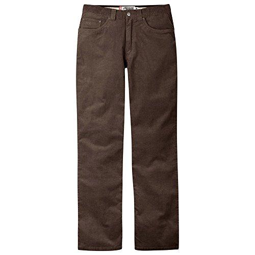 Mountain Khakis Men's Canyon Cord Pant Classic Fit, Coffee, 35W 32L