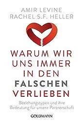 Warum wir uns immer in den Falschen verlieben: Beziehungstypen und ihre Bedeutung für unsere Partnerschaft (German Edition)