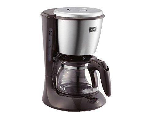 - Melitta (Melita) coffee maker [2-5 tablespoons] ES (Eze) Dark brown SKG56T