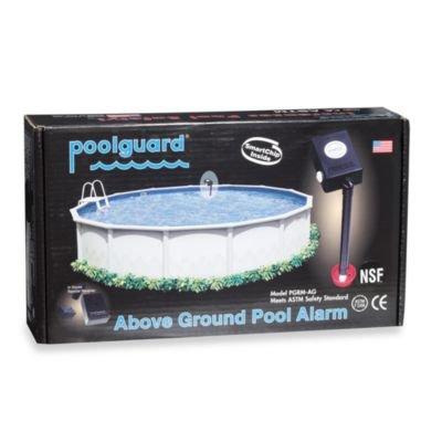 Poolguard Pgrm-ag Above Ground Pool Alarm by Poolguard