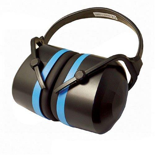 Silverline - Orejeras plegables Expert SNR 33 dB Toolstream 868768