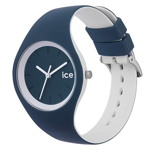 Ice-Watch – ICE duo Atlantic – pojkarmbandsur med silikonrem – 001487 (liten)