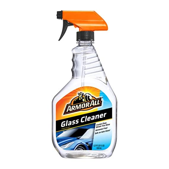 Armor All 32024US Auto Glass Cleaner (650 ml)