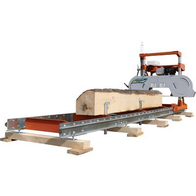 Rolling Mill Equipment (Norwood LumberMate LM29 Personal Sawmill - Briggs & Stratton V-Twin Vanguard 479cc Engine, Model# LM29-0016G)