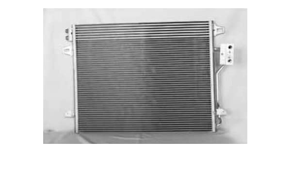 A//C Condenser Performance Radiator 3135