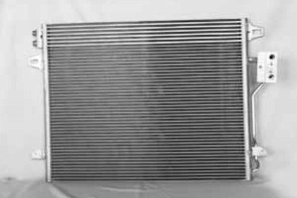 NEW AC CONDENSER FITS CHRYSLER 08-12 TOWN & COUNTRY 4677782AA CH3030231 7B0317019 4677782AA CH3030231 3135 7B0317019