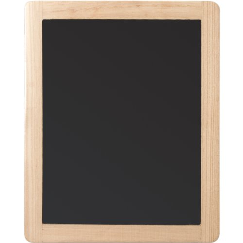 Plaid Enterprises, Inc. 12679E Plaid Chalkboard (8-1/2 by 10-1/2-Inch), 12679