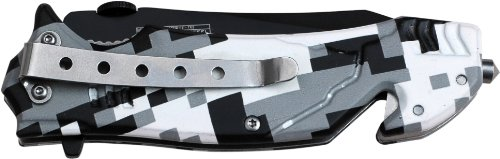 TAC-Force-TF-762DW-Assisted-Opening-Tactical-Folding-Knife-Black-Straight-Edge-Blade-Snow-Camo-Handle-4-12-Inch-Closed