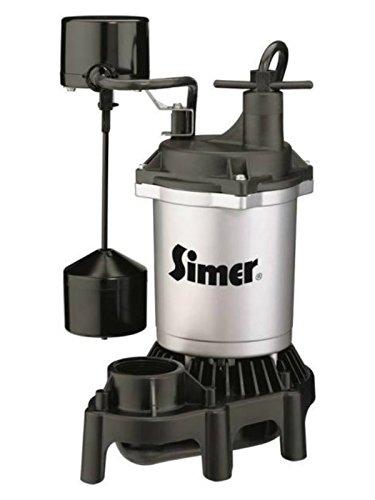 STA-RITE Sump Pump W Side Switch 1/3hp