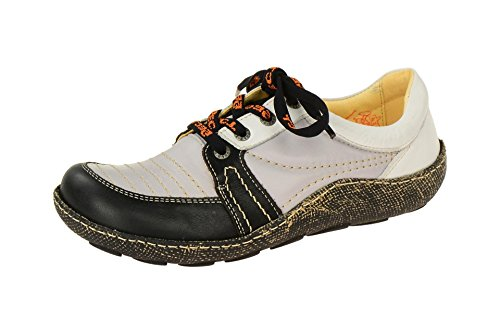 Up Women's Half Shoe 001 Classic Lace 18593 Combo Eject dp14Xqw4
