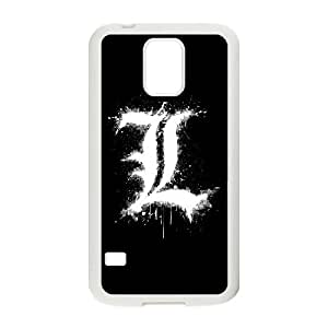 Samsung Galaxy S5 Cell Phone Case White Ryuzaki v2 HNR Hard Cell Phone Case Sports