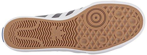 Zapatillas De Deporte Adidas Hombres Matchcourt, Blanco / Blanco / Blanco, (4.5 M Us) Gris Cuatro / Blanco / Goma De Mascar