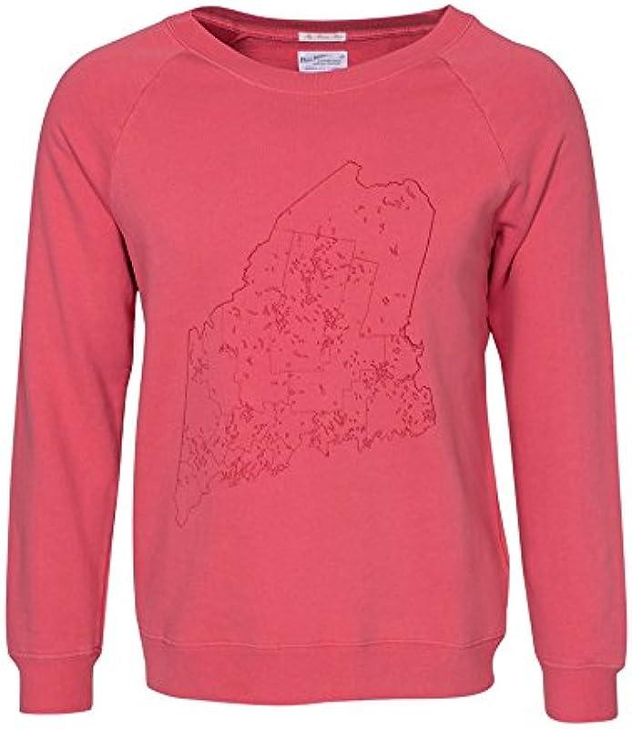 GANT   sweter   męski   Regular Fit   My Maine Man   Vintage Korall czerwony, M: Odzież