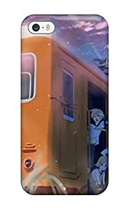 Lovers Gifts vocaloid hatsune miku trains megurine Anime Pop Culture Hard Plastic iPhone 5/5s cases 4997895K565654693