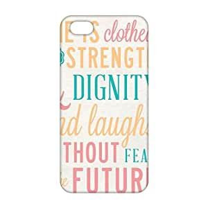 Evil-Store clothed in strength and dignity 3D Phone Case for iPhone 6 plus(5.5)