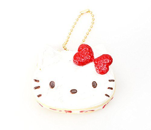 Hello Kitty Squishy: Strawberry Shortcake