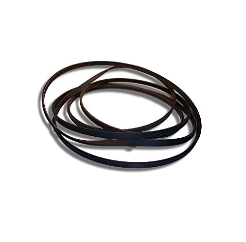 Whirlpool 661570V Dryer Drum Belt, Black