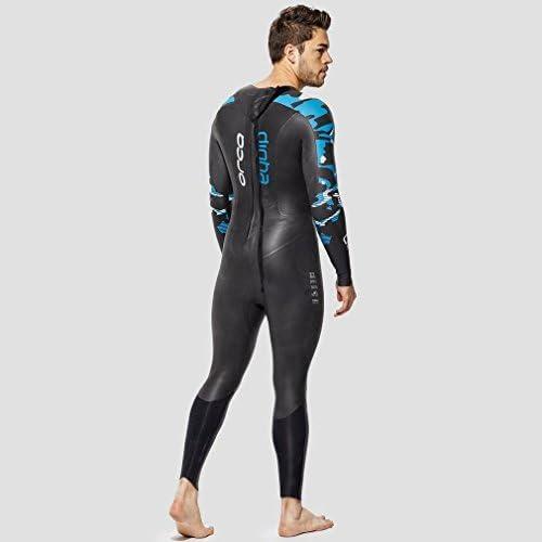 ORCA Equip Combinaison intégrale homme noir 2017 Vêtement triathlon