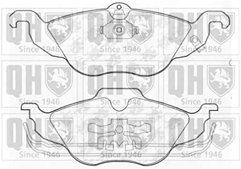 QH BP983 Brake Pad Set