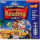 Reader Rabbit Personalized Reading Ages 6-9 Deluxe
